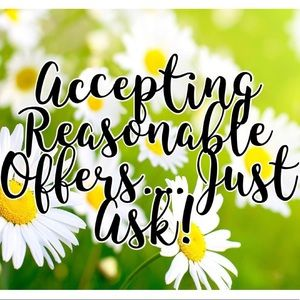 Other - 🌷Offers Welcome🌷